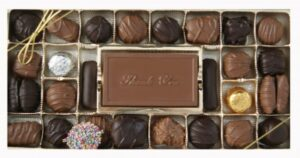 Chocolates Personalized for Corporate Gifts Giving