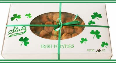 Irish Potato Candy - Holiday Candy