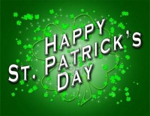 Stutz St. Patrick's Day Candy